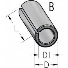 Втулка перехідна d = 8 D = 10 L = 25