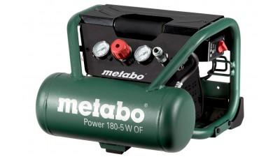 Компресор Metabo Power 180-5 W OF безмасляний