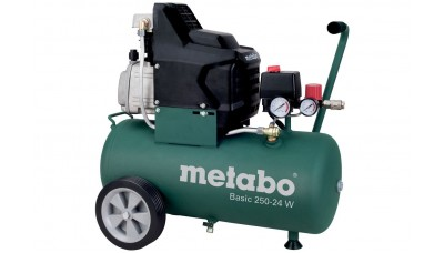 Компресор безмасляний Metabo Basic 250-24 W