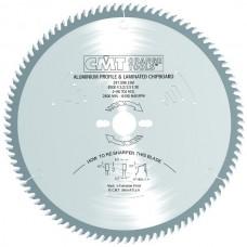 Пила дискова 160х20х40 2,8/2,2 для цветных металлов, пластиков, ламината отриц.угол -6°