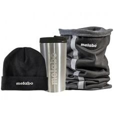 Набір Metabo (термокружка + шапка + бафф)