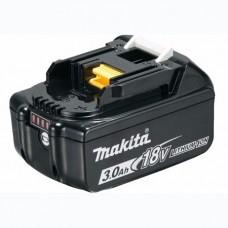Акумулятор MAKITA BL1830B, 18V, 3Ah, індикація розряду