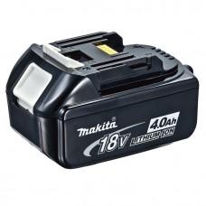 Акумулятор MAKITA BL1840, 18V, 4Ah