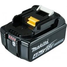 Акумулятор MAKITA BL1840B, 18V, 4Ah, індикація розряду