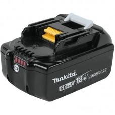 Акумулятор MAKITA BL1850B, 18V, 5Ah, індикація розряду