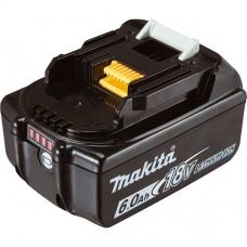 Акумулятор MAKITA BL1860B, 18V, 6Ah, індикація розряду