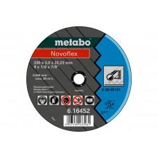 Відрізний круг Metabo Novoflex 125x2