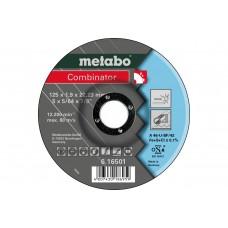 Відрізний диск Metabo A 46-U  115x1,9x22,2 мм, Combinator (Premium), Inox, 42,