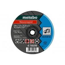 Відрізний круг Metabo Novorapid 180x1