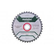 Пиляльний диск Metabo HW/CT 216x30