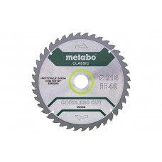 Пиляльний диск Metabo Multi Cut Classic HW/CT 216x30