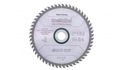 Пиляльний диск Metabo 190x2.2х30мм