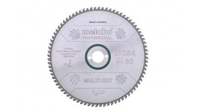 Пиляльний диск Metabo HW/CT 254x30