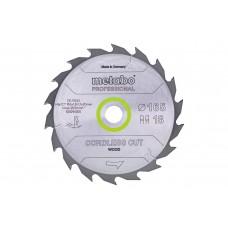 Пиляльний диск Metabo HW/CT160x1