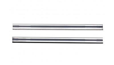 Твердосплавні двосторонні ножі рубанка Metabo (2 шт.)
