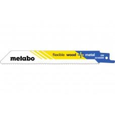Полотно для сабельних пил Metabo S922VF шт. по дер,ст,цв.м,150x1,8-2,6м
