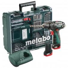 Акумуляторний дриль-шурупокрут METABO PowerMaxx SB Basic, 10.8V