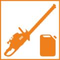 Бензинові ножиці