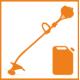 Бензинові мотокоси легкі
