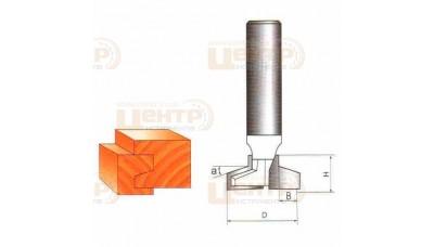Фреза ГЛОБУС 2511 D30 l17.5 d12 пазова конструкціонна