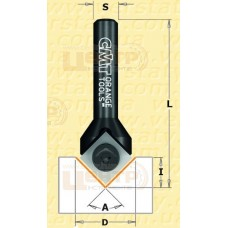Фреза CMT для V-образного гравірування 665.171.11