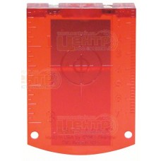 Кутова пластина для відбивання променів Кутова пластина для відбивання променів (червона)