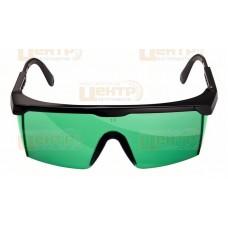 Окуляри для роботи з лазером Окуляри для роботи з лазером (зелені)