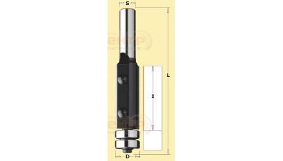 Фреза обгонна CMT зі змінними ножами 657.191.11